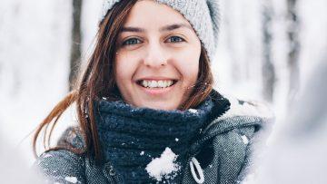Hautpflege im Winter – Der Trockenheit trotzen