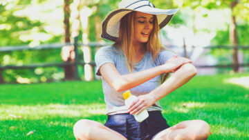 Sonnenschutz: genau der richtige für mich